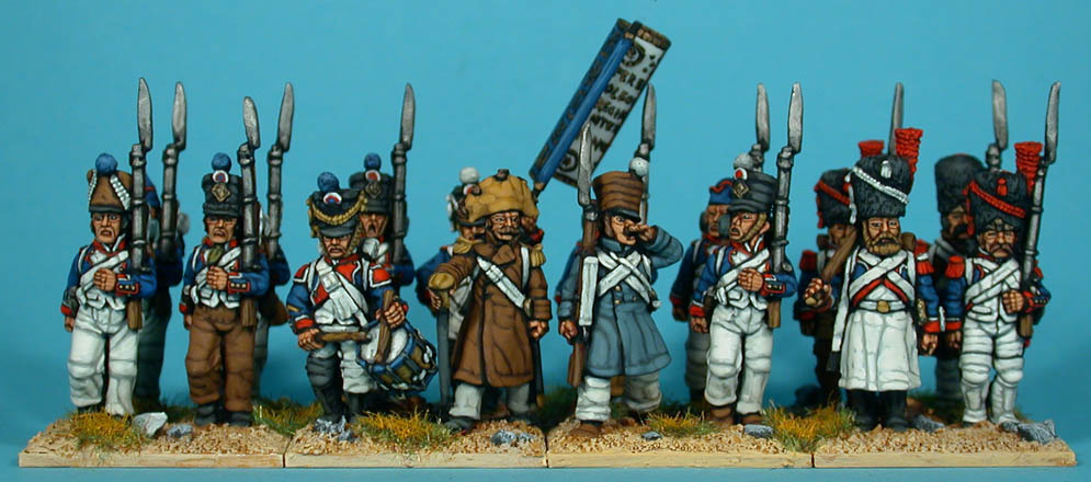 Napoleonic 28mm Wargames Wargames Foundry 28mm