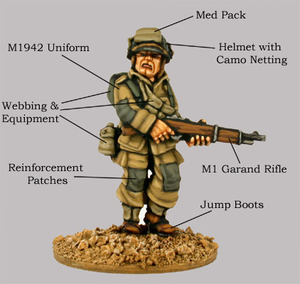 Tom Weiss - WW2 US Para Painting Guide